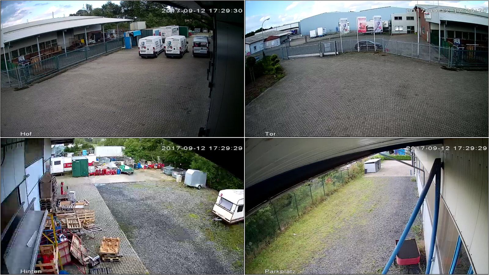 aasoundsafe Camera systemen